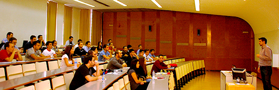 trading universidad