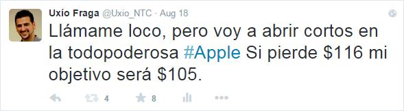 Apple Trading