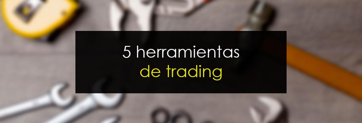5 herramientas de trading