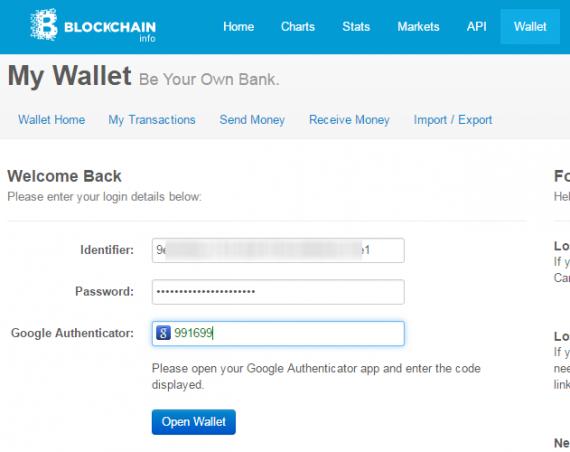 transferir bitcoins 2