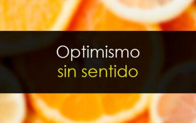 Trading: Hay un optimismo que no comparto