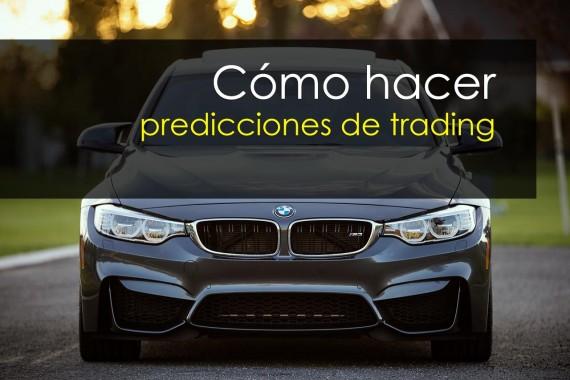 predicciones de trading