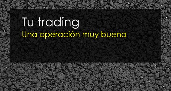 Lo importante es tu trading