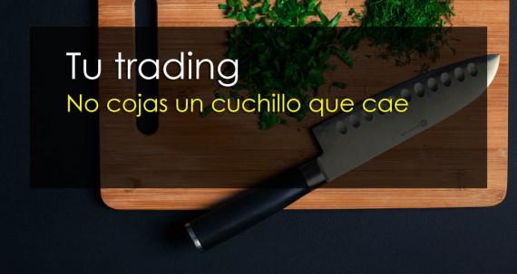 tu trading - cuchillo