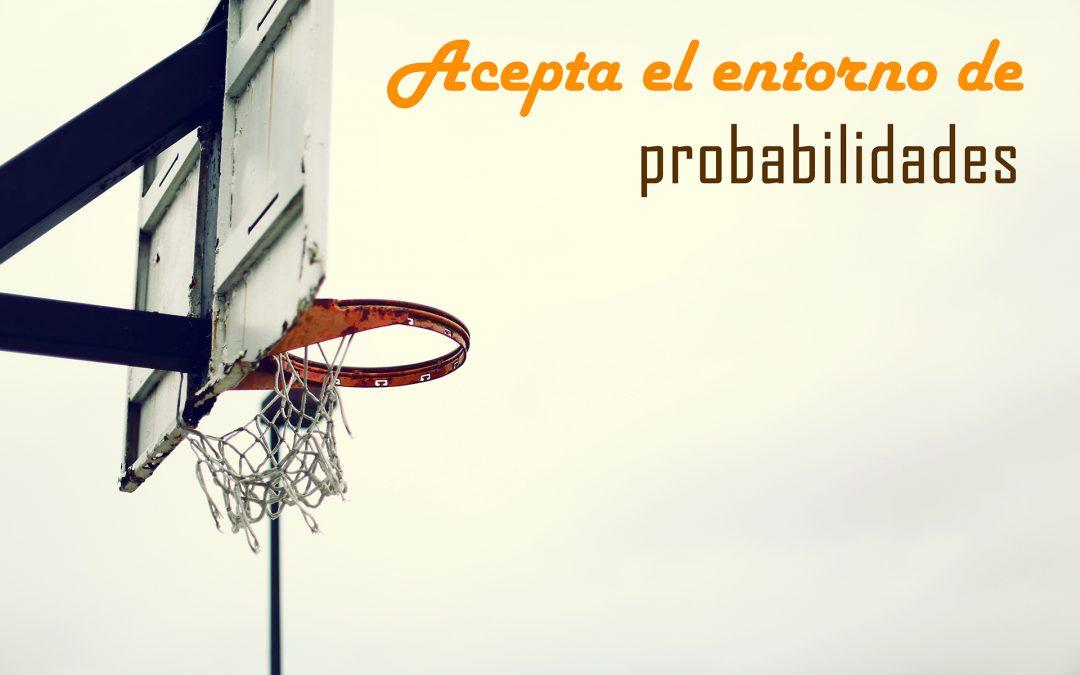 Para ganar en Bolsa tienes que aceptar el entorno de probabilidades