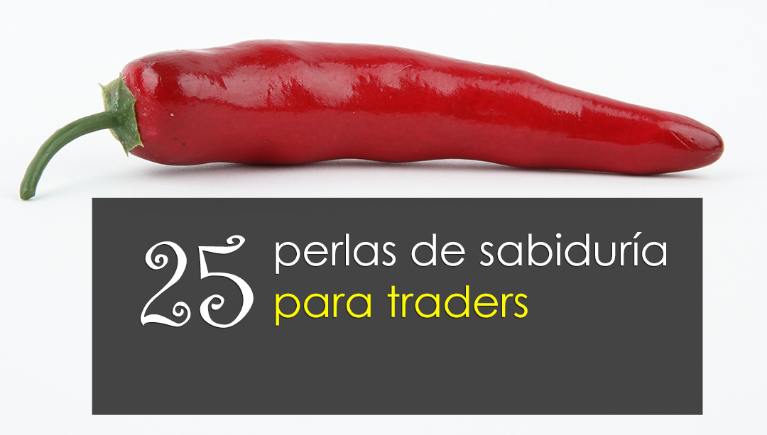 sabiduria para traders
