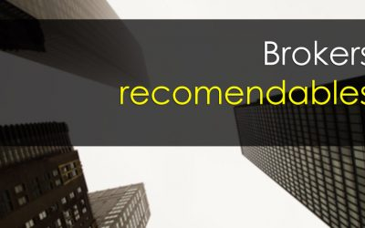 Brokers recomendables para trading