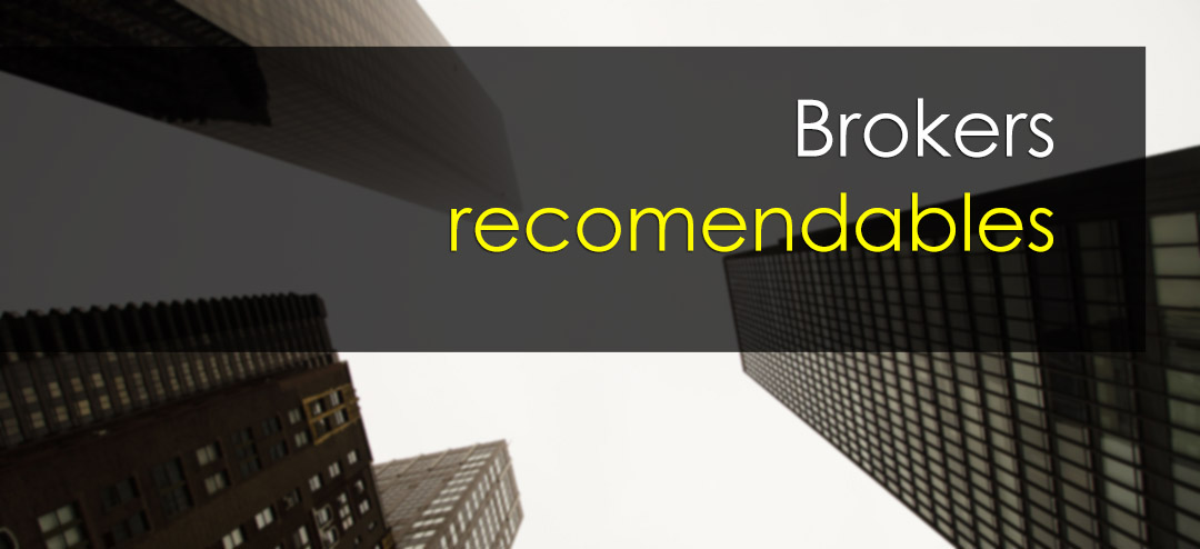 brokers recomendables trading