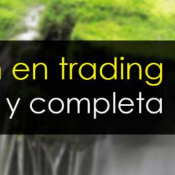 Formación en trading de calidad y completa