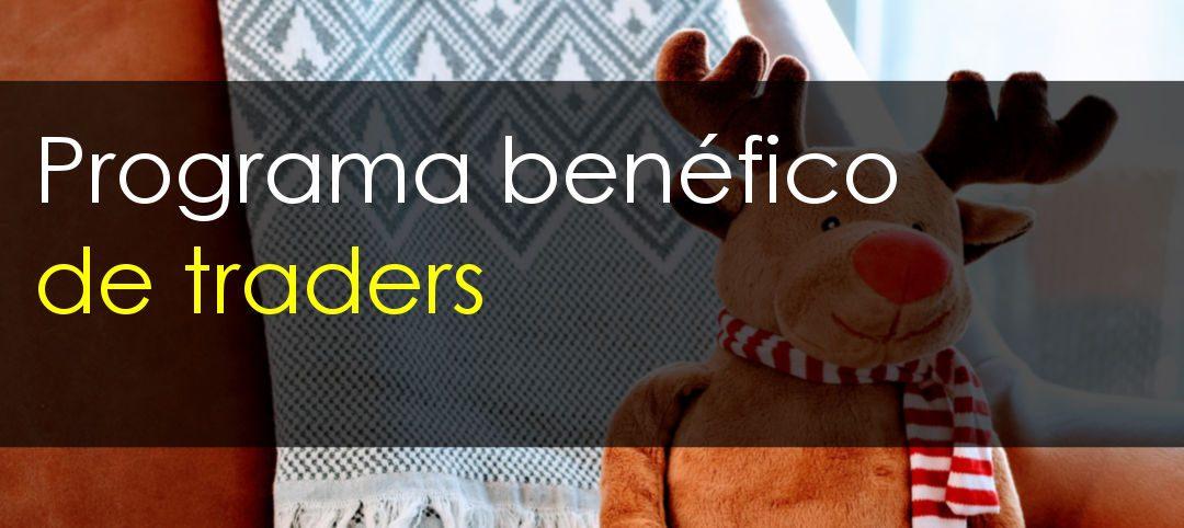 Programa benéfico de traders