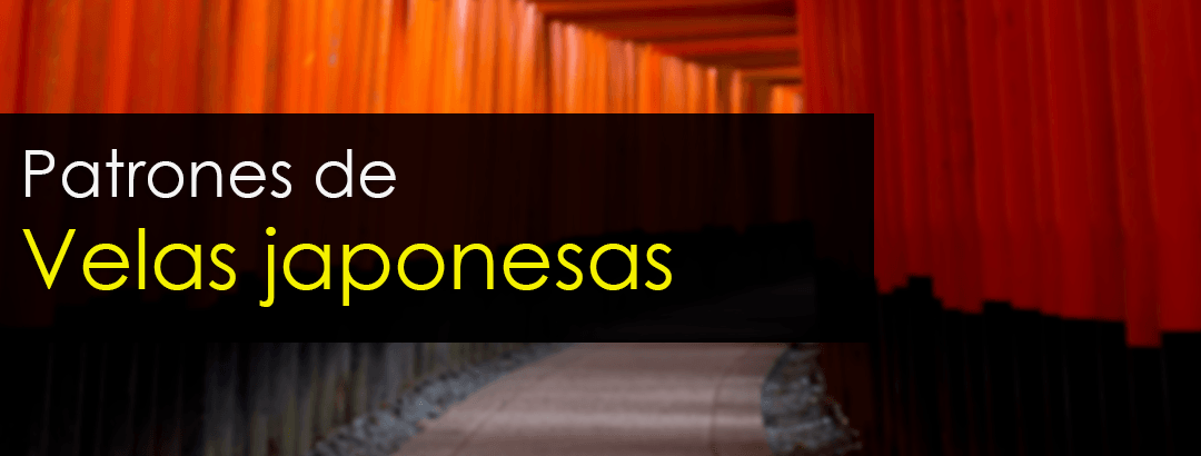 Patrones de velas japonesas en Trading