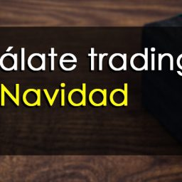 Regálate trading por Navidad