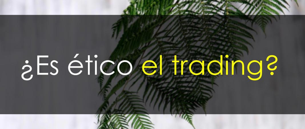 trading etico