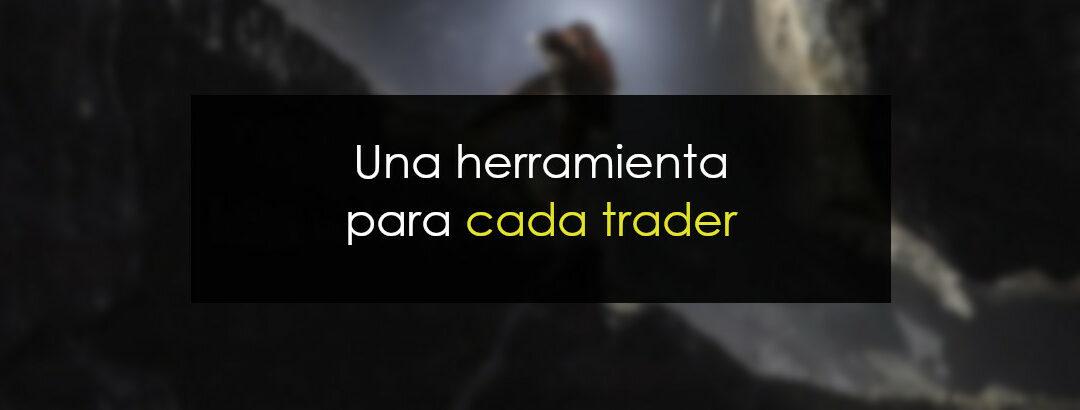 Una herramienta para cada trader