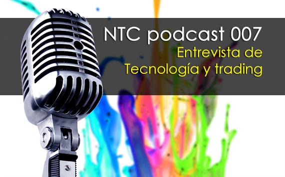 novatos trading club podcast tecnología y trading