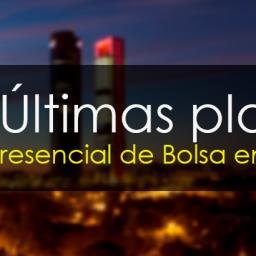 Curso de trading en Madrid ¡Últimas plazas!