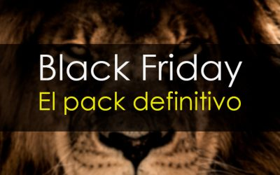 Tu trading va a cambiar este Black Friday