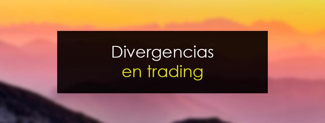 Divergencias en mercados financieros: Qué son y qué significan