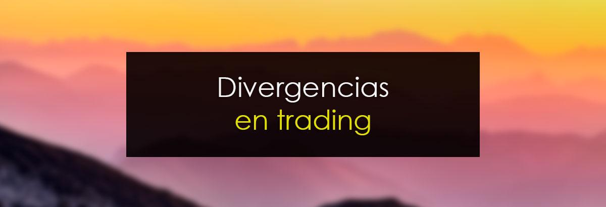 Divergencias en trading