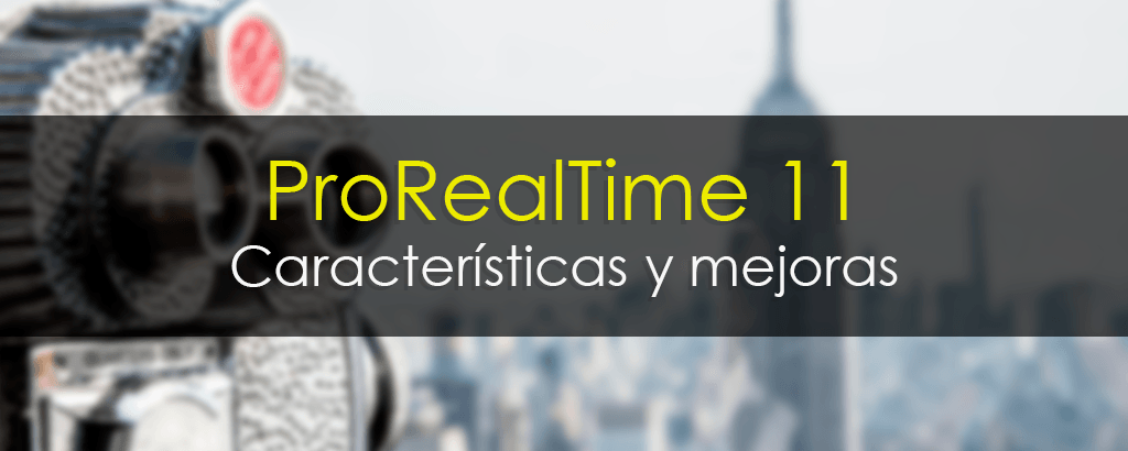 prorealtime version 11 curso de bolsa