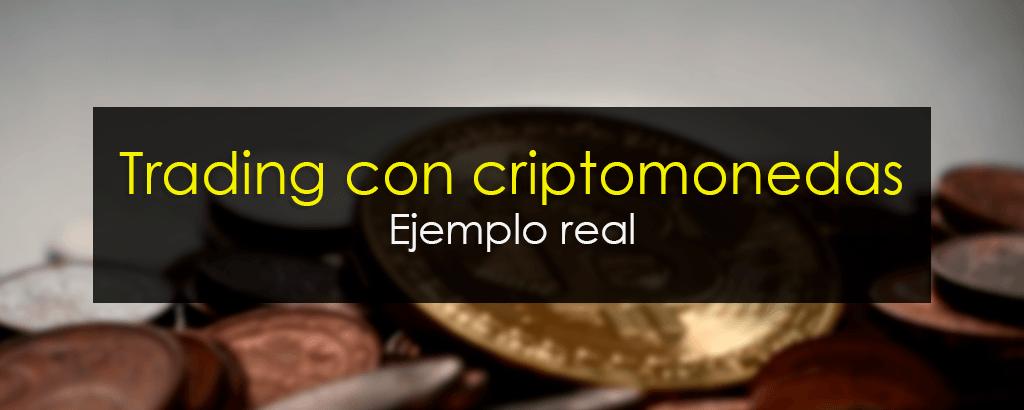 Cómo ganar dinero con criptomonedas [Ejemplo real]