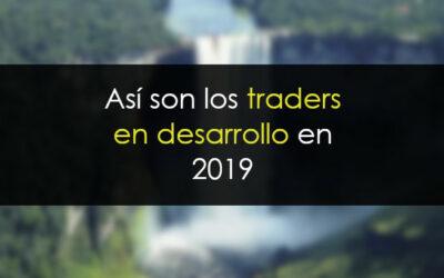 Así son los traders en desarrollo