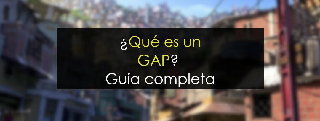 Qué es Gap en Bolsa [Guía completa]