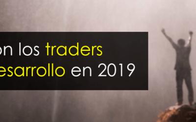 Así son los traders en desarrollo en 2019