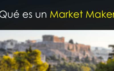 Market maker o creadores de mercado
