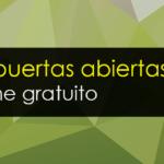 Jornada de puertas abiertas: Seminario online gratuito