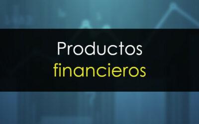 Productos financieros de inversión