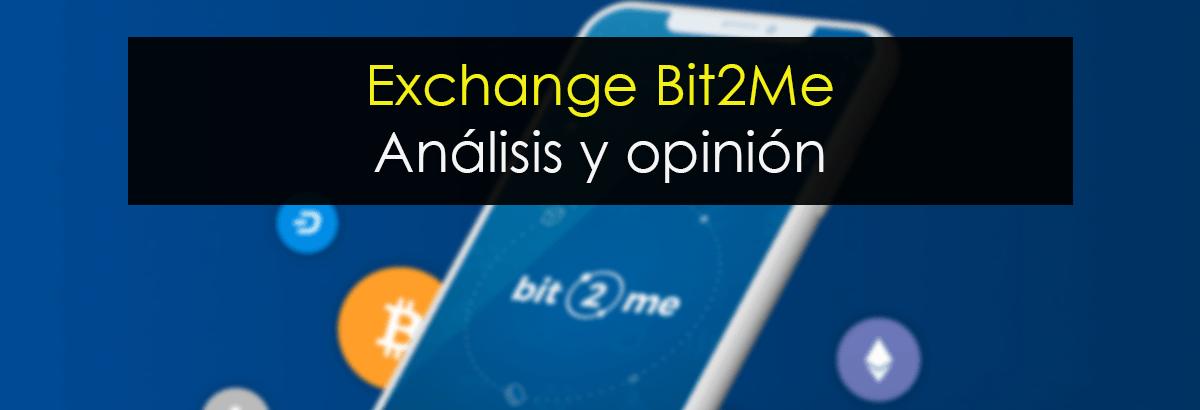 exchange criptomonedas broker cripto bit2me