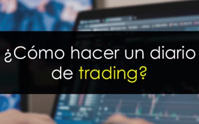 Cómo hacer un diario de trading