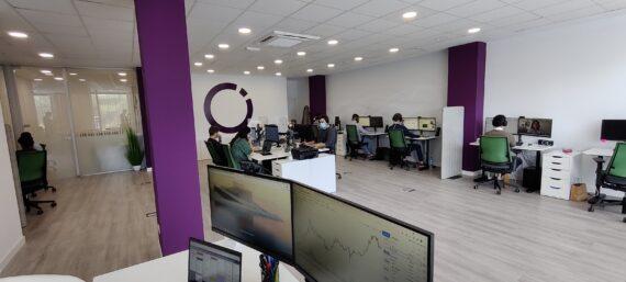 oficina nueva Coruña