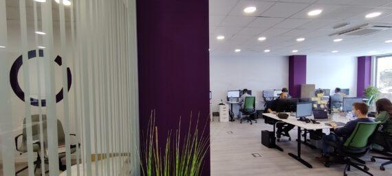 nueva oficina Coruña