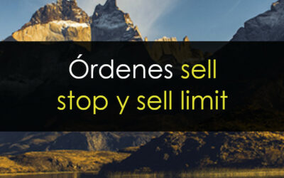 Sell Limit y Sell Stop