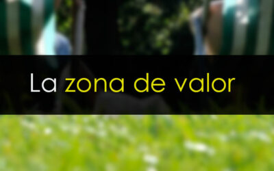La zona de valor