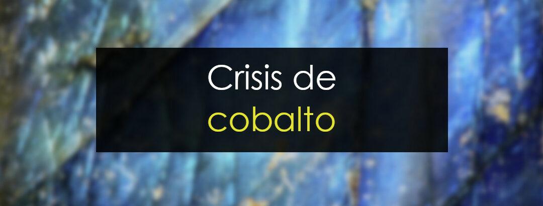 ¿Cómo puede afectar la crisis del cobalto al mundo?