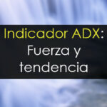 Indicador ADX, fuerza y tendencia