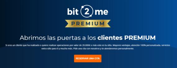 Premium bit2me